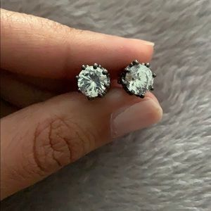 Juicy Couture studs